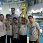 روز گذشته (جمعه) جشنواره شنا ۱۰ و زیر ده سال منطقه 5 کشور در کرمان برگزار شد .