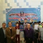 جشنواره شنا ۱۰ و زیر ده سال منطقه 3 کشور روز پنجشنبه (19اسفند 1395|) در کرمانشاه برگزار شد .