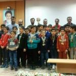 جشنواره شنا ۱۰ و زیر ده سال منطقه 1 کشور«جام گرامیداشت نوروز باستانی» در زنجان با حضور 9 تیم برگزار شد .