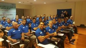 گزارش تصویری_ کلینیک بین المللی مربیگری شنا