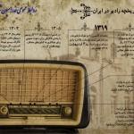 سالروز تاسیس رادیو به همه زحمتکشان صدای جمهوری اسلامی ایران تبریک باد .