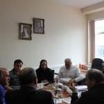 نخستین جلسه کمیته فنی واترپلو در سال ۱۳۹۶ امروز (دوشنبه) برگزار شد.