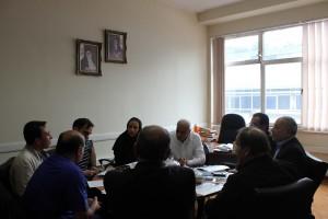 برگزاری دومین جلسه کمیته فنی واترپلو در 11 اردیبهشت