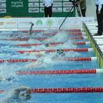 تیم ملی شنا ایران در 14 ماده انفرادی و تیمی ، بازیهای داخل سالن ترکمنستان 2017  شرکت می کند.