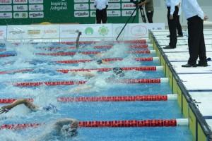 برنامه تیم ملی شنا در بازیهای داخل سالن ترکمنستان