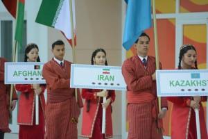 گزارش تصویری_ روز نخست مسابقات شنا مسافت کوتاه ترکمنستان