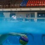 اردوی تیم ملی واترپلوی ایران در دو رده سنی هر روز در استخر بین المللی ۹ دی زیر کادر فنی تیم درحال پیگیری است.