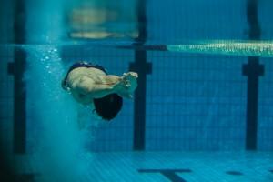 پیگیری اردوی متمرکز تیم ملی شنا در تهران