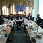 ابوذر اکبری با کسب 11 رای از ۱۶ اعضای مجمع به عنوان ریاست هیات شنا ،شیرجه و واترپلوی استان خراسان جنوبی منصوب شد.