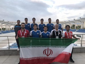 ١٥مدال خوشرنگ حاصل کار شناگران ایران در پايان رقابت ها