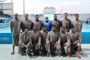 تیم ملی واترپلو ایران نایب قهرمان بازیهای کشورهای اسلامی شد