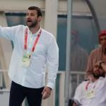 سرمربی تیم ملی واترپلو گفت: نمیتوانم از حالا در مورد قهرمانی ایران صحبت کنم.