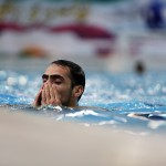 خانبانان بعد از کسب مدال نقره واترپلو در بازیهای هم بستگی کشورهای اسلامی گفت: امیدوارم با این مدال به چشم کمیته ملی المپیک آمده باشیم.