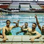 تیم ملی شنا ایران در روز نخست بازی های کشورهای با کسب یک مدال برنز به کار خود پایان داد.