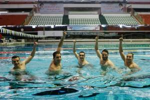 گزارش تصویری - آخرین اردوی تیم ملی شنا پیش از بازیهای کشورهای اسلامی