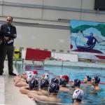 مسئولان کمیته ملی المپیک از اردوی تیم های ملی شیرجه و واترپلو در آستانه بازیهای کشورهای اسلامی دیدار کردند.