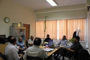 گزارش تصویری_جلسه کمیته فنی شنا با مربیان پایگاههای ملی