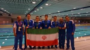 گزارش تصویری_ آخرین روز مسابقات شنا بازیهای کشورهای اسلامی