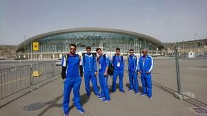 برنز چهار در صد متر مختلط هم به تیم ملی ایران رسید