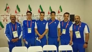 نتایج پایانی دومین روز مسابقات شنا بازیهای کشورهای اسلامی؛