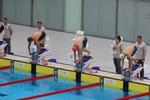 گزارش تصویری _ روز سوم رقابتهای شنا بازیهای کشورهای اسلامی