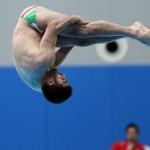 مجتبی ولی پور و شهنام نظرپور به فینال شیرجه سه متر بازیهای کشورهای اسلامی راه یافتند.