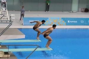 طلای شیرجه سه متر دوبل به ایران رسید