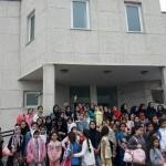 مرحله اول لیگ شنای بانوان استان مازندران با نام  پاسداشت عفاف و حجاب برگزار شد .