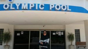 دنیا حسینی: برگزاری رقابتهای کشورهای اسلامی گام بلندی در رشد شنا است