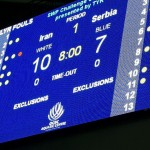 تیم ملی واترپلو ایران در یک دیدار تماشایی ۱۰ بر ۷ صربستان را شکست داد.