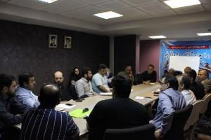 دومین جلسه سازمان لیگ برتر واترپلو در سال ۱۳۹۶ امروز (شنبه) با حضور نمایندگان تیم های حاضر در این فصل از رقابت ها برگزار شد.