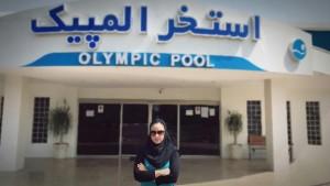 مانا حسینیبای: خوشحالم که بعد از ۱۲ سال اردوهای تیم ملی شنا بانوان از سر گرفته شد