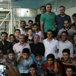 مسابقات لیگ واترپلو پسران زیر ۱۴ سال استان آذربایجان شرقی (جام رمضان) با قهرمانی استخر ۲۹ بهمن به پایان رسید.