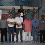 مسابقات واترپلوی پیشکسوتان استان اصفهان با قهرمانی تیم مرحوم محمد نصر به پایان رسید.