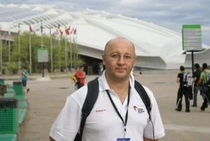 حدیقی: شیرجه یکی از با برنامه ترین ورزش های ایران است