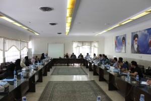 گزارش تصویری_جلسه هماهنگی رؤسای کمیتههای آموزش سراسر کشور
