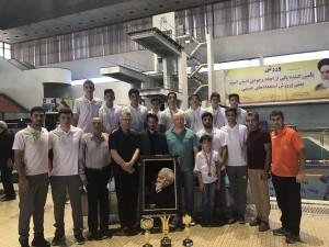 نتایج نهایی مسابقات قهرمانی شیرجه کشور سال 1396