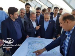 دستور وزیر ورزش جهت تسریع در تجهیز و بهره برداری از استخرهای تبریز و مشهد