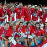 کرواسی با شکست تیم مجارستان بر سکوی نخست هفدهمین دوره مسابقات قهرمانی جهان ایستاد و مدال طلای این رقابتها را بر گردن آویخت.