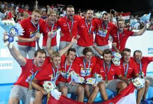 کرواسی قهرمان واترپلو مسابقات جهانی بوداپست 2017 شد