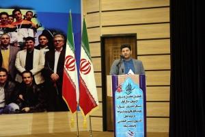 سمیع زاده: جامعه شنای ایران با افتتاح استخر قهرمانی شهید محسن حججی شادمان است