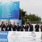واترپلوئیستهای جوانان ایران در سومین دیدار خود از رقابت های جهانی صربستان با نتیجه 8 بر 7 از سد پورتوریکو گذشتند.