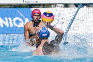 گزارش تصویری _ دیدار دو تیم واترپلوی جوانان ایران و هلند