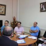 اعضای کمیته فنی واترپلو روز  شنبه (11 شهریور ۱۳۹۶) برای چهارمین بار در سال ۱۳۹۶ گرد هم میآیند.