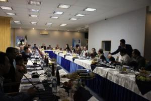 گزارش تصویری _جلسه رو نمایی از کارت باشگاه هواداری فدراسیون شنا