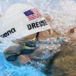 کائلب درسل، شناگر آمریکایی توانست در مسابقات قهرمانی جهان ۷ مدال طلا کسب کند. رکورد او در این مدال آوری با مایکل فلپس آمریکایی برابر شد.