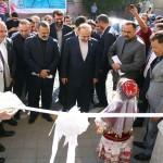 بعدازظهر دریوز(سهشنبه) استخر شهید حججی در مجموعه ورزشی تختی مشهد با حضور مسعود سلطانیفر افتتاح شد.