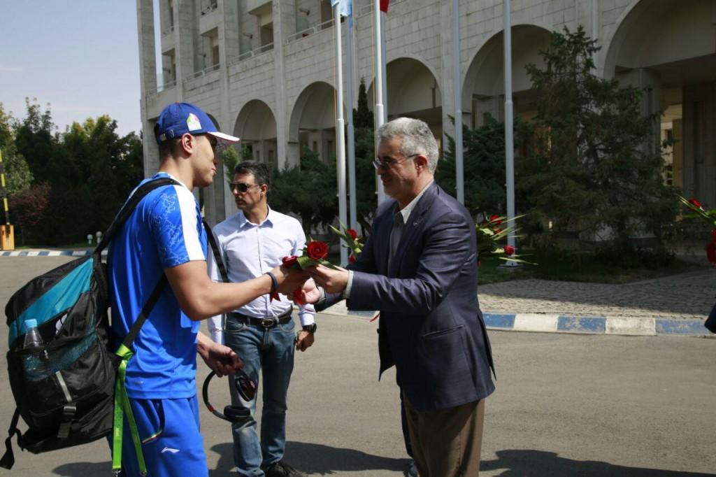 شنا ترکمنستان 10