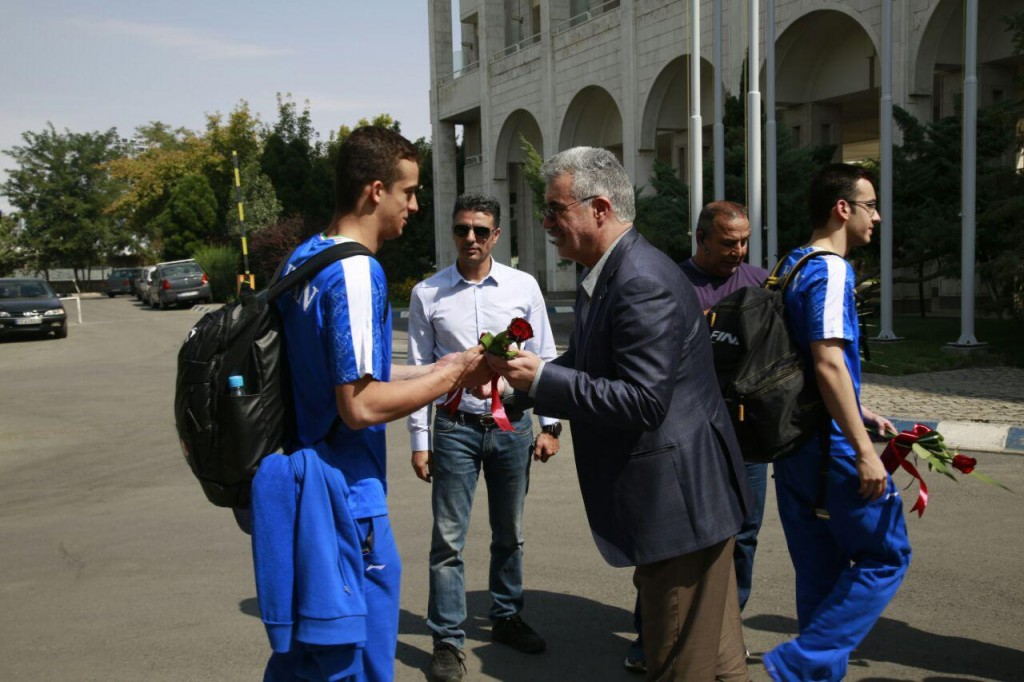 شنا ترکمنستان 13