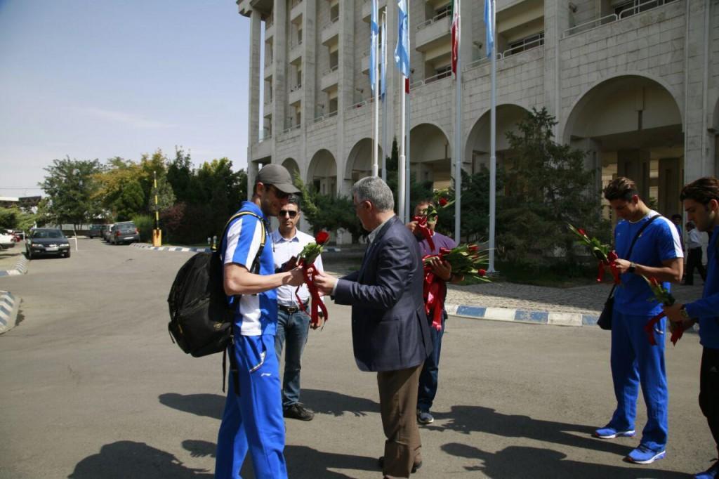 شنا ترکمنستان 15